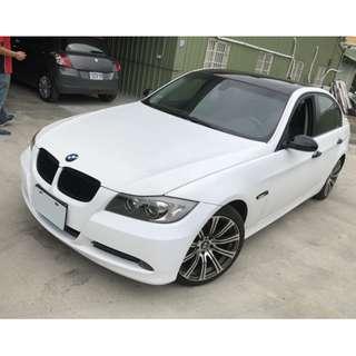 2008 BMW 320I 可全額貸款 免頭期款 免保證人 0元交車