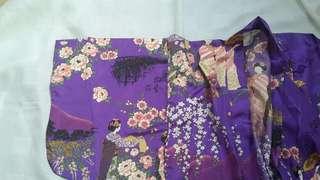 Yukata kimono asli jepang