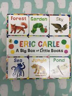 Eric Carle's Big Box of Little books