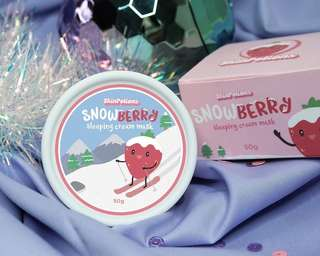 SkinPotions Snowberry Cream Mask