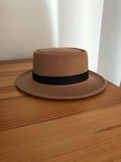 Classic Boat Hat - Brown