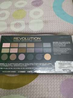 Revolution pallette girls on film