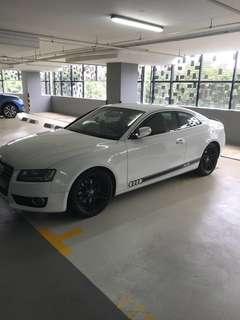 Audi A5 Coupe 2.0 Auto TFSI quattro S-tronic