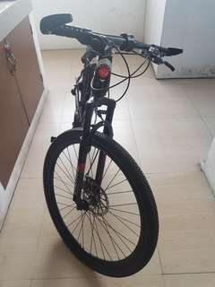 Rhino Mountain Bike - brand new price 4500