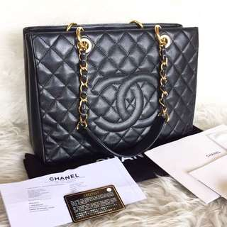 Preloved Chanel GST