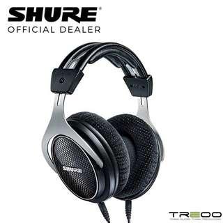 Shure SRH1540 Premium Closed-Back Over-the-Ear Headphones