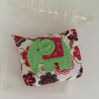Pouch Gift Elephant Design