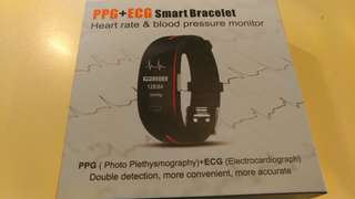 PPG + EGG Smart Watch