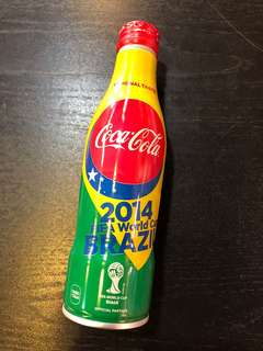 World Cup limited edition Coca-Cola imported from Japan
