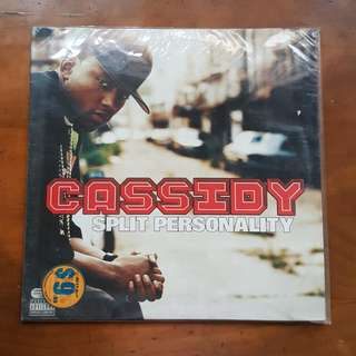 [Giveaway] Vinyl Record Cassidy Split Personality
