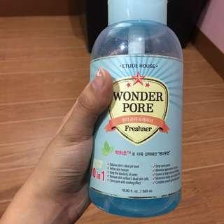 Authentic Wonder Pore Freshner (30% left)