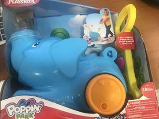 Playskool Poppin' Park Pop 'n Pick Up Elefun Toy