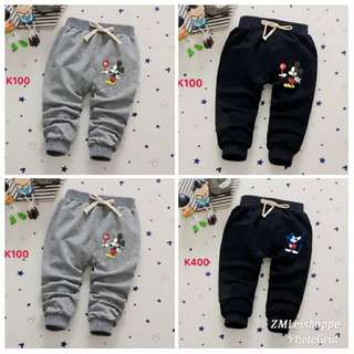 Onhand baby trousers😍👶💜