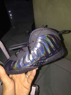 Authentic Nike Little Posite One
