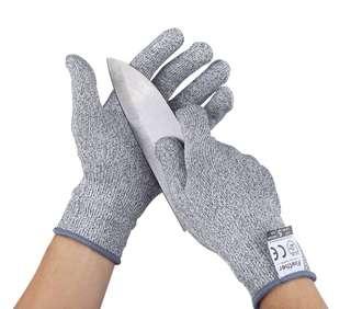 Cut-Resistant Gloves Cut Resistance Anti Abrasion