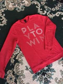 Sweater jacket baju hangat H&M original