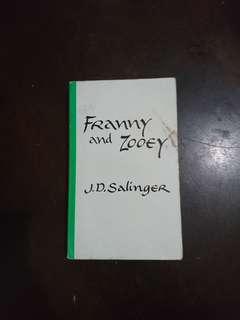 Franny and Zoey by J.D. Salinger