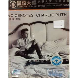 Charlie Puth Voicenotes + Greatest Hits 3CD (Imported)