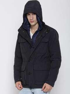 Tommy Hilfiger Hooded Jacket Original