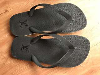 Authentic Louis Vuitton Slippers