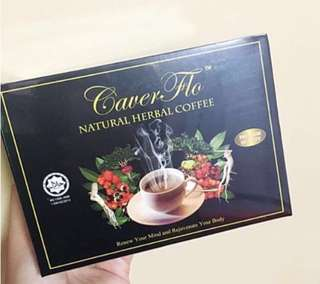 Caverflo Natural Herbal Coffee
