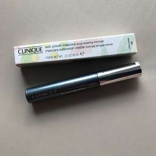 Clinique lash power long wearing mascara