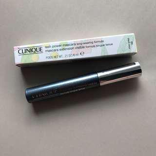 Clinique lash power long wearing mascara