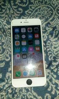 Iphone 6...iniba ko ung home botton😂.