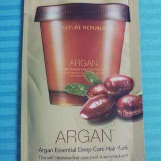Nature Republic Argan Hair Mask