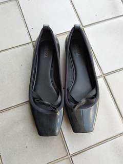 Melissa Blacks Shoes US6