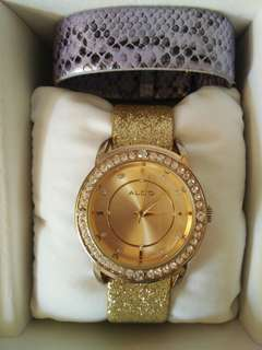 CEBU ONLY | Aldo rhinestone watch