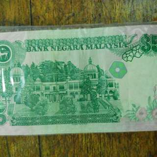 Ringgit Malaysia 5