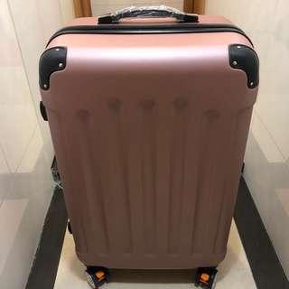 """26"""" 香繽粉 行李箱 Luggage"""