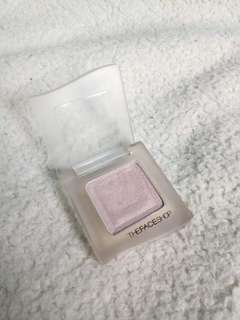 THE FACE SHOP natural story Mono Cube Eye Shadow 2.0g (Shimmer)  eyeshadow pastel nude pink