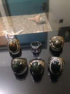 Batu akik dijual semua borongan