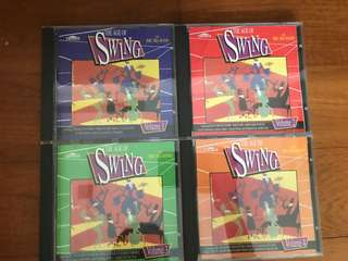 The Age of Swing CDs