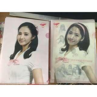 少女時代演唱會場刊,螢光棒,毛巾,文件夾,照片卡, Girls Generation World Tour