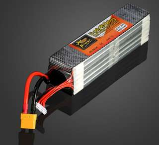 4🔥💥Last set💥ZOP POWER 22.2V 8000MAH 30C LIPO BATTERY XT90 PLUG