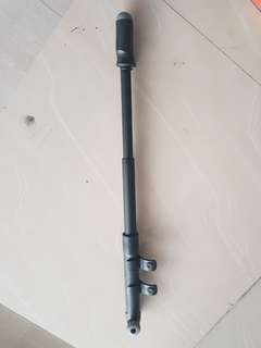 Bicycle pump with bike mount - orig price 150