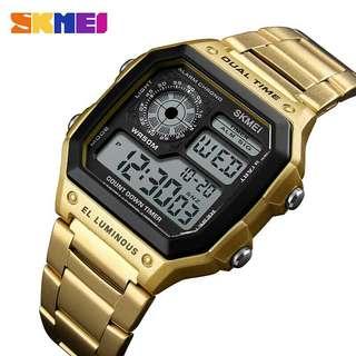 Jam tangan skmei 1335 original + box