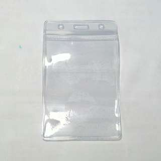 透明防水 證件套 展場 會場 工作證套 透明卡套 公車卡套 軟質pvc膠套