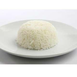 Nasi Putih Untuk Ayam Crispy