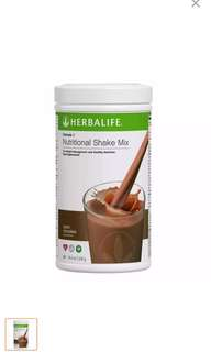 Dutch Chocolate Herbalife Shake