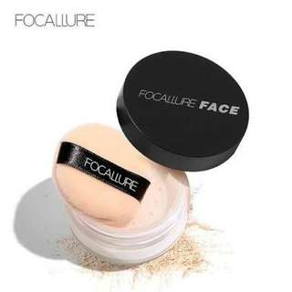Focallure Loose Powder bedak tabur focallure