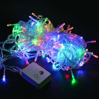 RBG LED String Decoration Lights