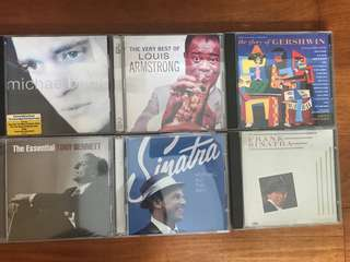 All Time Jazz Classics CDs