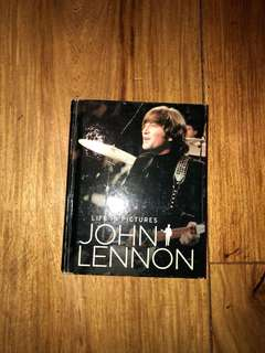 Life In Pictures: John Lennon Book