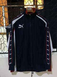 Puma Sidetape Track Jacket