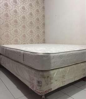 Kasur Spring Bed Romance
