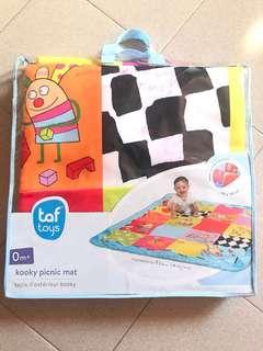 Kooky Picnic Mat by Taf Toys